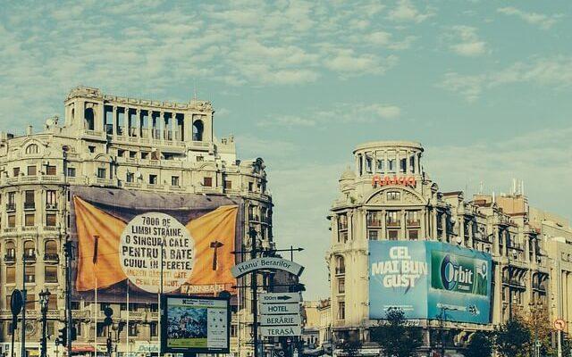 Бухарест признан самым перспективным для туризма городом Европы