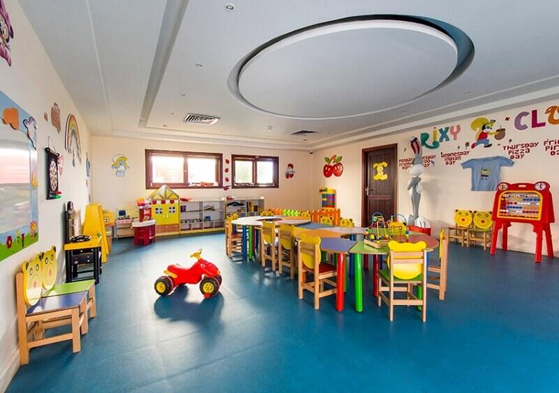 Детский клуб в отеле Rixos Sharm El Sheikh