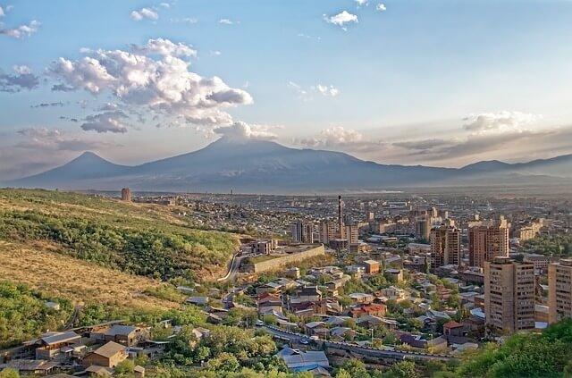 Ереван осенью