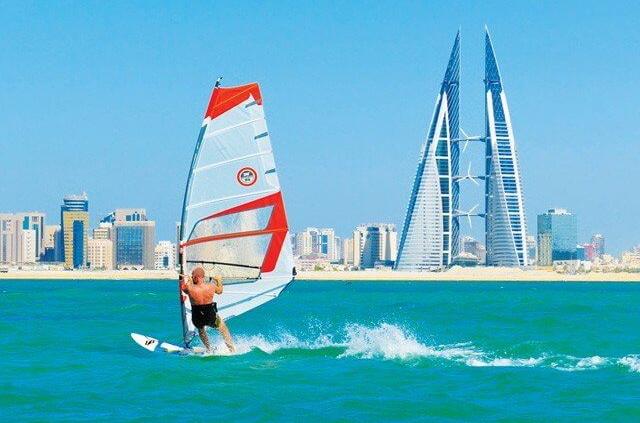 Фестиваль моря в Бахрейне
