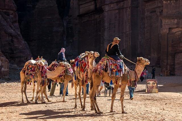 Иордания наращивает туристический поток