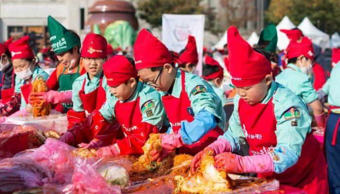 Южная Корея пригашает гостей на гастрономический фестиваль