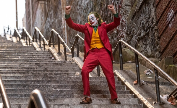 В Нью-Йорке появился новый туристический объект благодаря «Джокеру»
