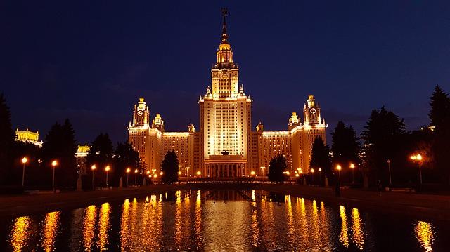 МГУ - популярное место у туристов