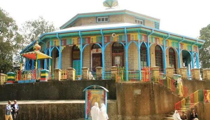 Эфиопия открывает для туристов уникальный императорский дворец