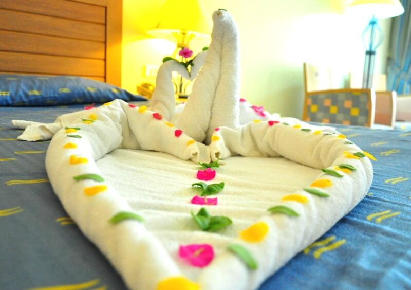 Номер отеля Royal Lagoons Aqua Park Resort and Spa