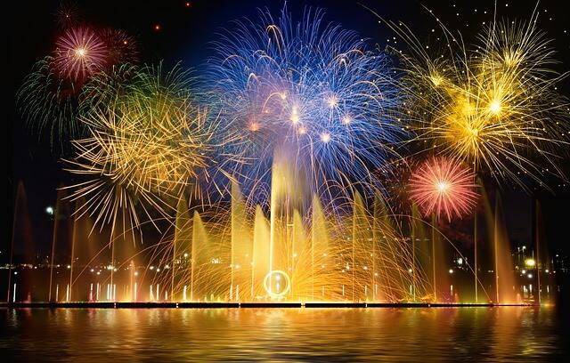 Новый год в другой стране