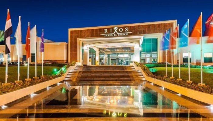 Риксос Шарм-эль-Шейх 5* (Rixos Sharm El Sheikh) — обзор отеля