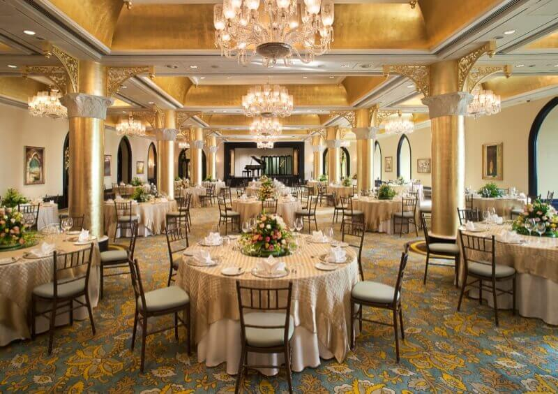 Ресторан в отеле The Taj Mahal Tower Mumbai