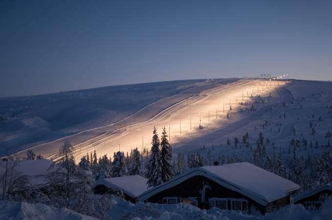 Рядом с зимними курортами Швеции открывается аэропорт
