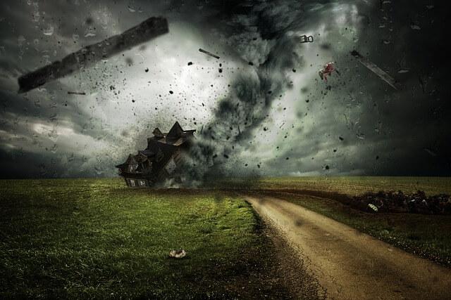 Супер-тайфун движется в Южную Корею