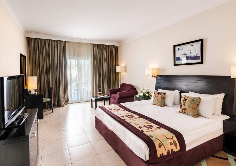 Улучшеннный номер в отеле Rixos Sharm El Sheikh
