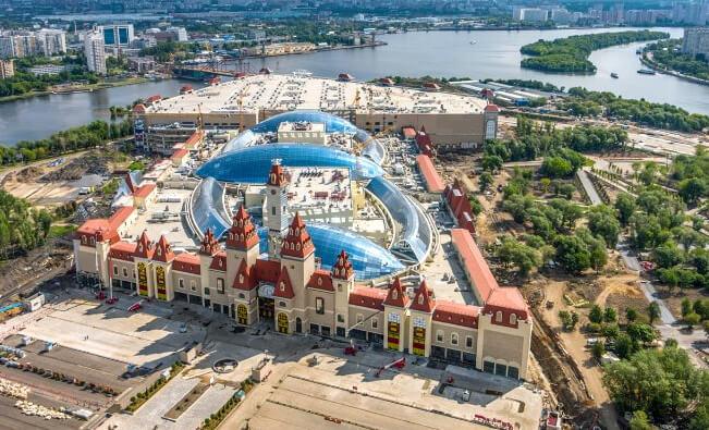 В Москве к концу года отроется «Остров мечты»