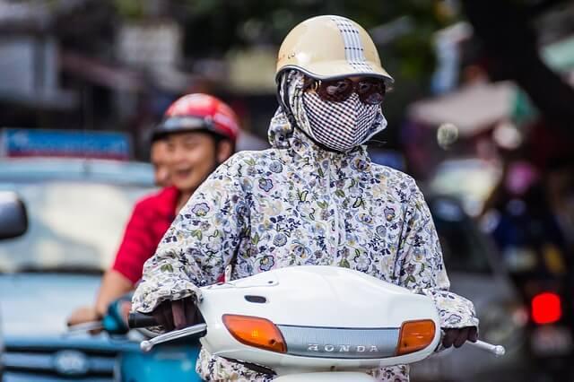 Власти Ханоя запрещают курение