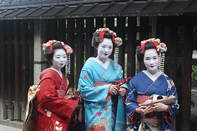 Запрет на фото в Японии