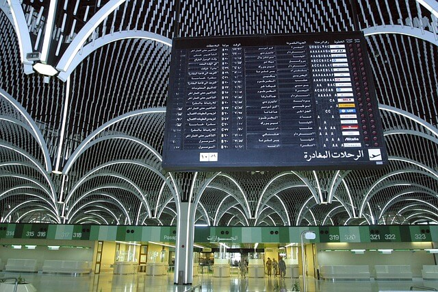 Аэропорт Ирака