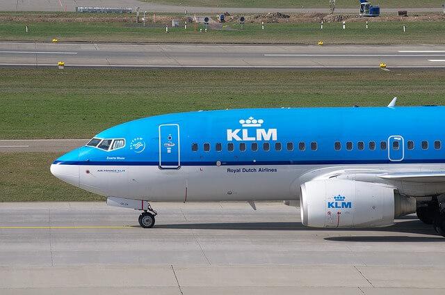Акции от авиакомпании KLM из Москвы