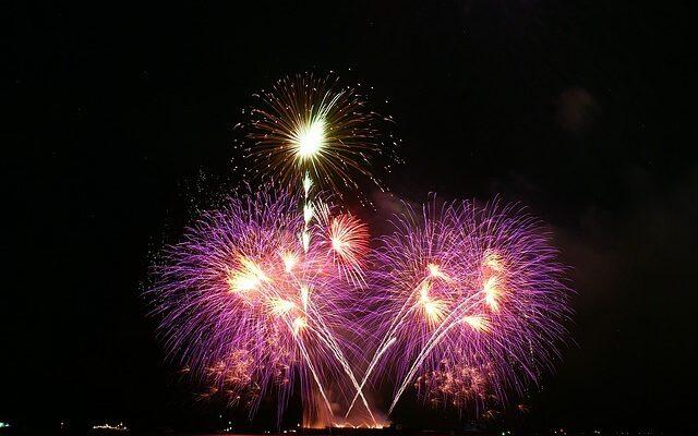 Паттайя приглашает на фестиваль фейерверков