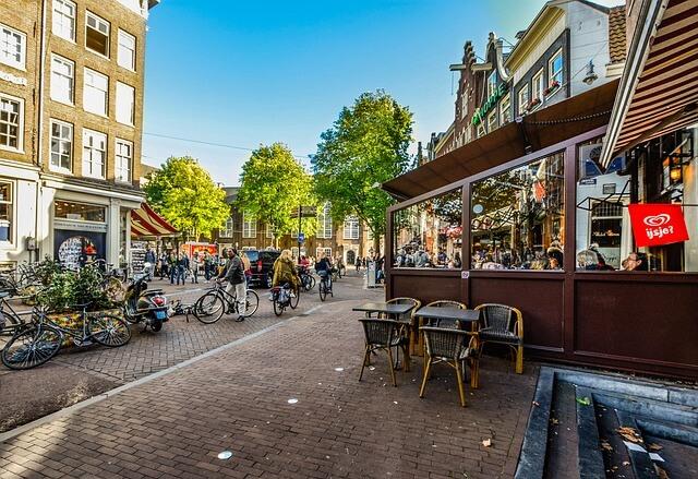 Кафе в Нидерландах