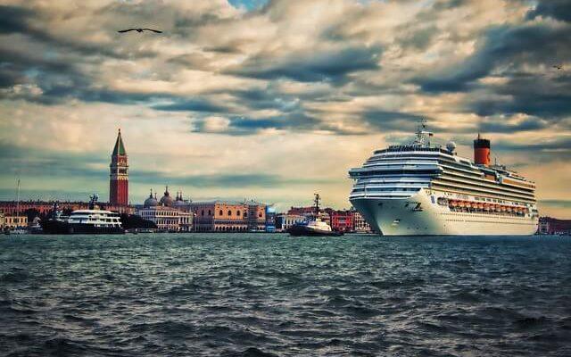Венеция закрыта для круизных кораблей