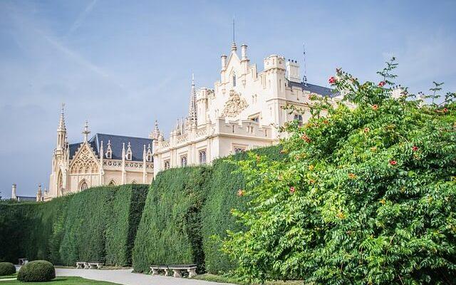 Оглашены самые популярные у туристов замки Чехии