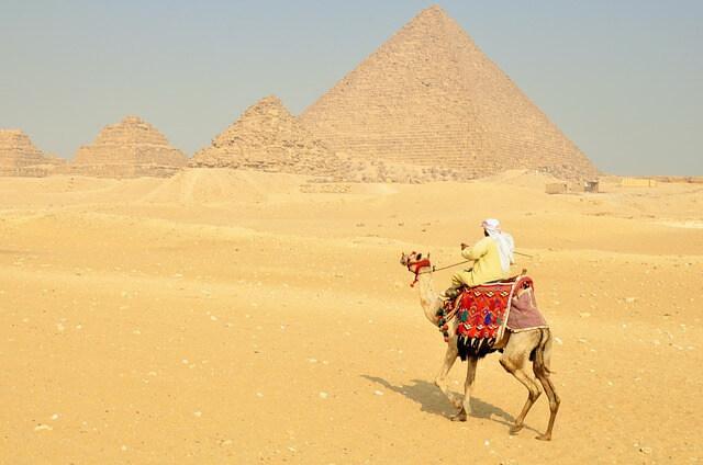 Налог на вылет в Египте