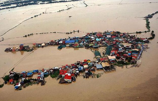 Землетрясение и цунами ожидают на Филиппинах в середине ноября