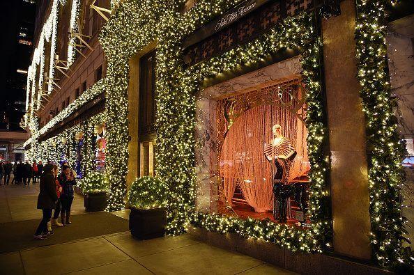 Рождественские бутик-городки