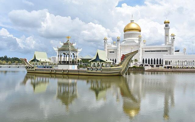 Султанат Бруней активно развивает туристическое направление