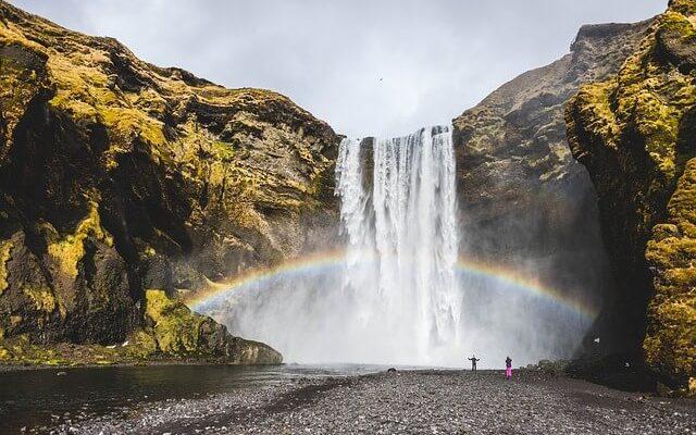 Исландия запустила онлайн-карту для туристов
