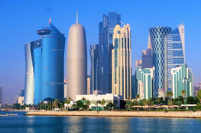 Катар - популярный город 2020 года