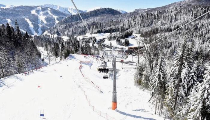 Черногория открывает активный горнолыжный сезон с 14 декабря