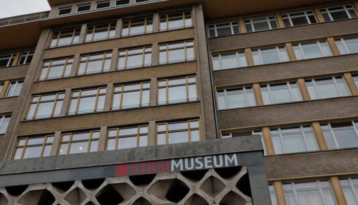 Произошло очередное ограбление музея в Германии