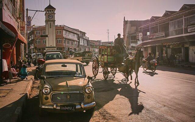 Мьянма запрещает туристам посещать многие достопримечательности