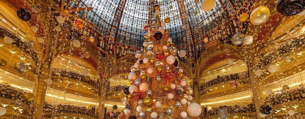 Новогодние экскурсии в Париже