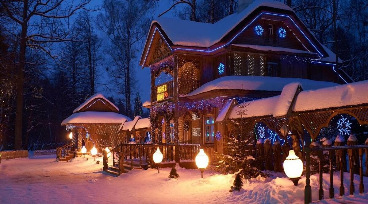 Новый год в Минске