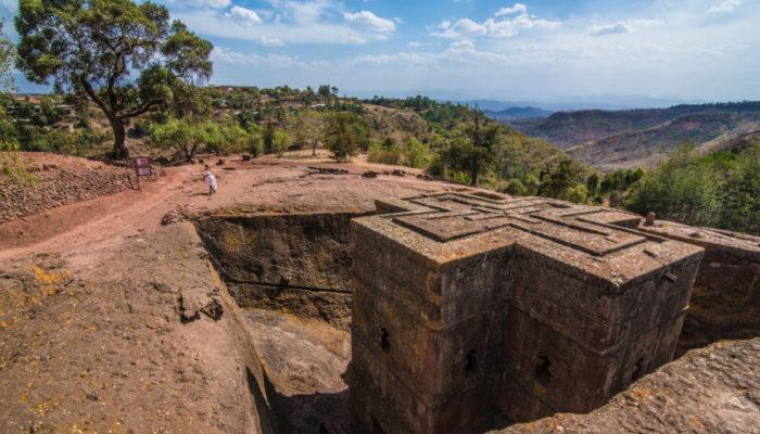 В Эфиопии найдены руины старинного города