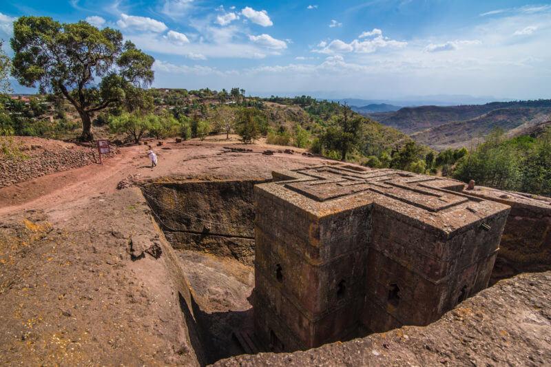 Раскопки в Эфиопии