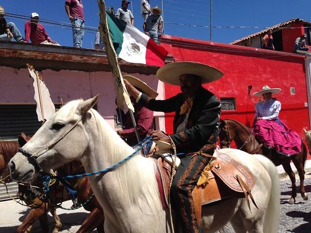 В Мексике запретили использовать животных