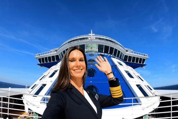 Весной в круиз отправится исключительно женский лайнер
