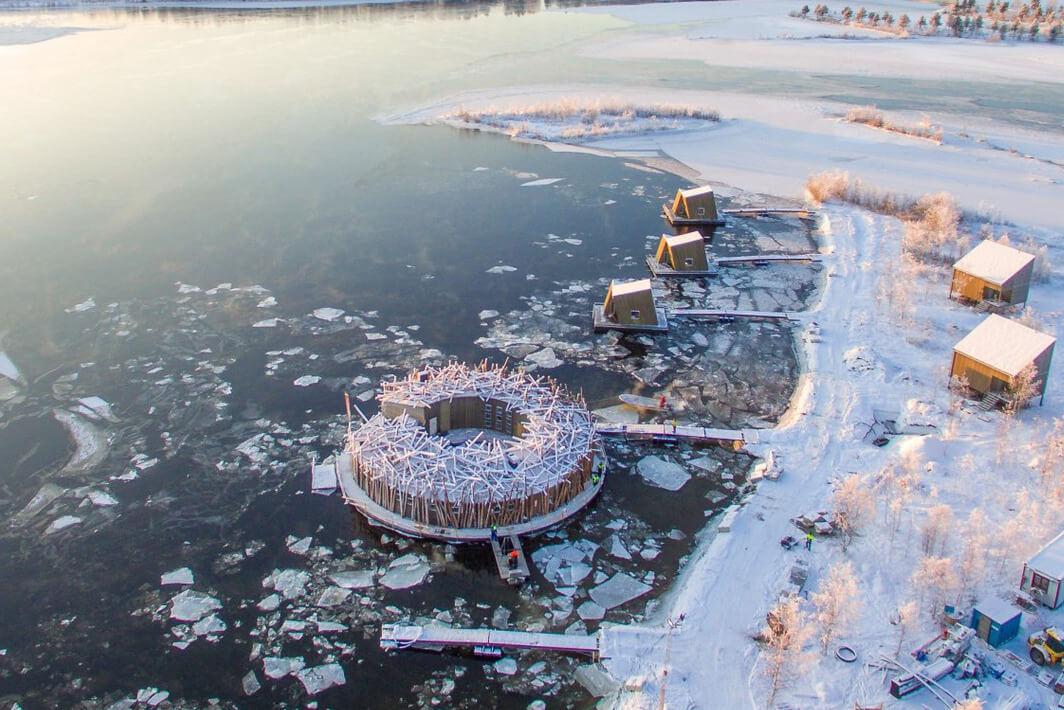 Арктическая баня