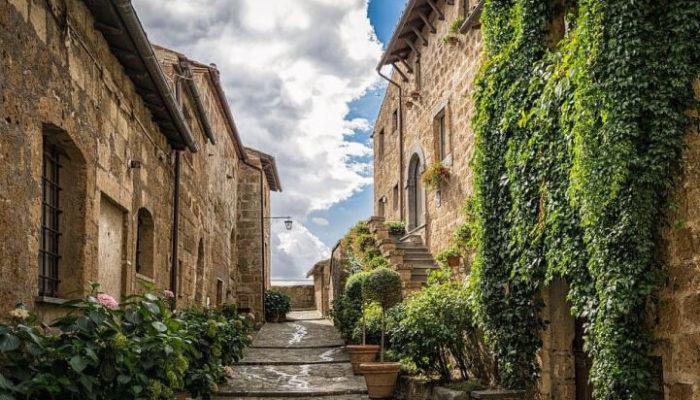 В Италии можно купить дом за 1 евро вблизи Неаполя