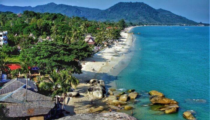 Остров Самуи испытывает сложности в сфере туризма