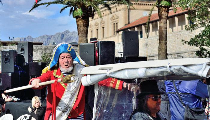 Черногория ждет гостей на Зимний карнавал в Которе