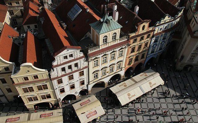 Подборка лучших отелей столицы Чехии