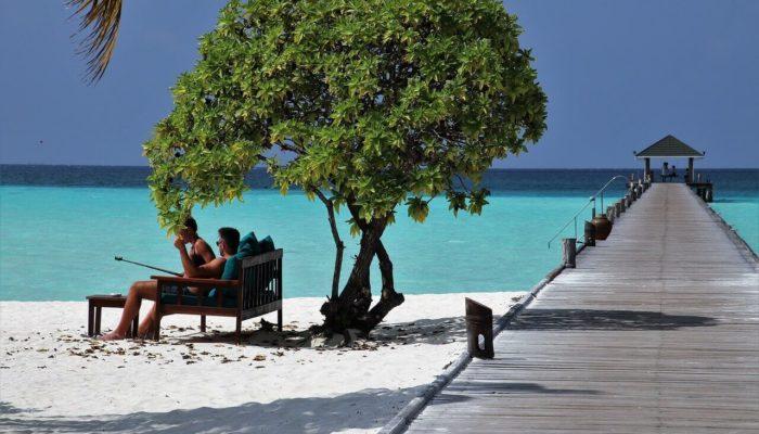 Россияне все чаще выбирают Мальдивы для отпуска