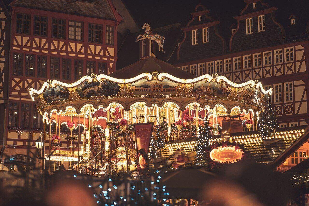 Новогодние экскурсии в Европе