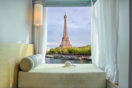 Лучшие отели для ваших французских каникул