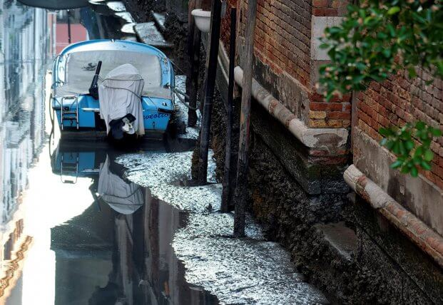 В Венеции нет воды