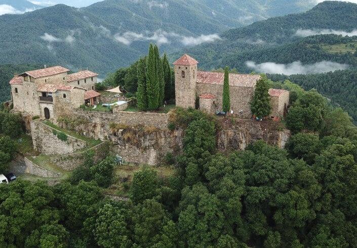 Замок в аренду